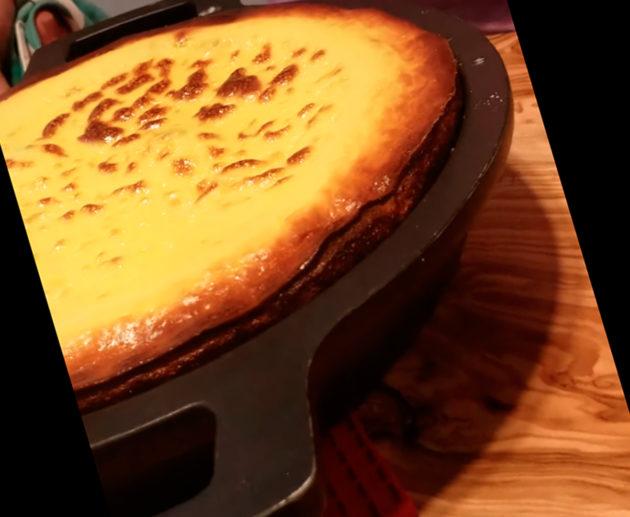 blog colechef Tarta de queso por el chef Sergio Fernández