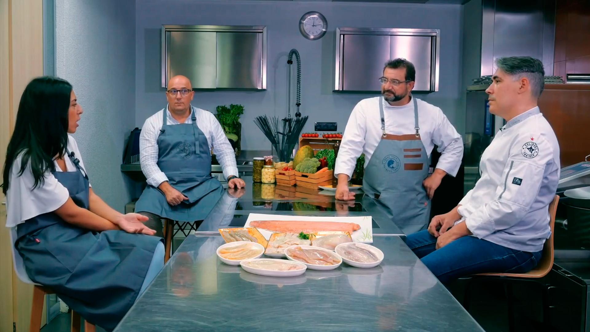 blog colechef pescado alimentación infantil con el chef Sergio Fernández
