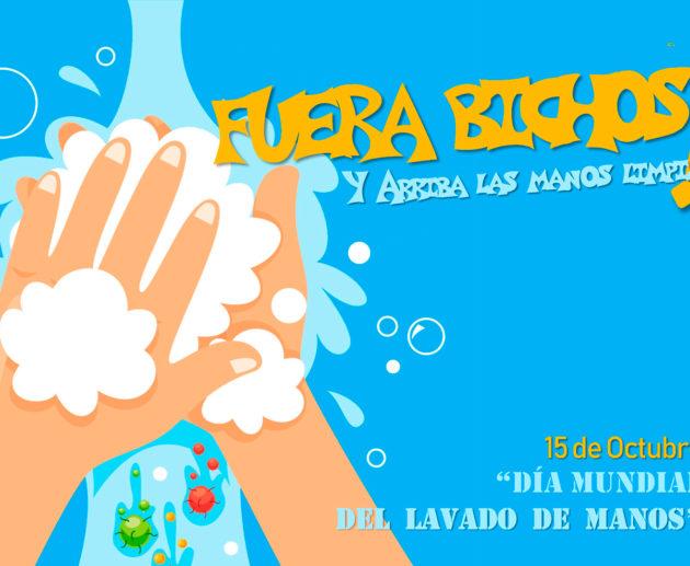 lavar las manos blog colechef