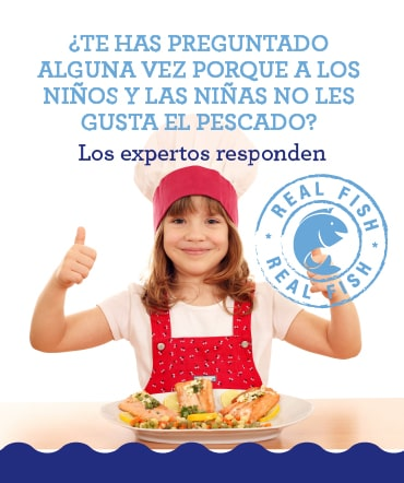 real fish blog colechef pescado alimentación infantil