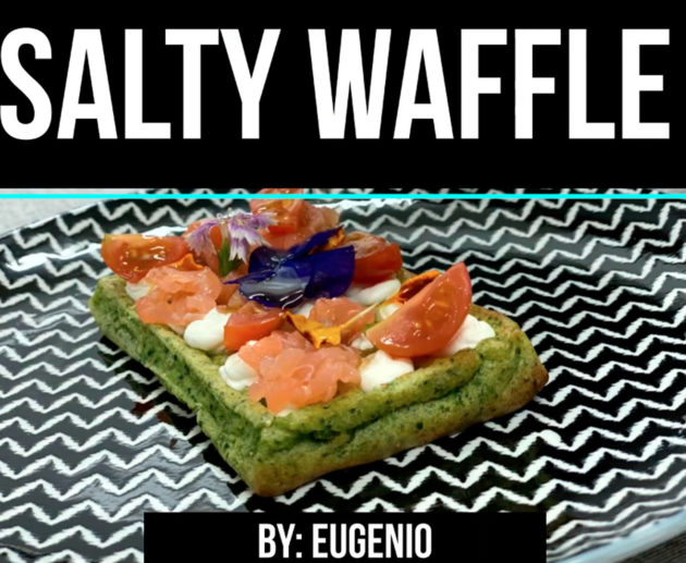 Salty Waffle Blog ColeChef