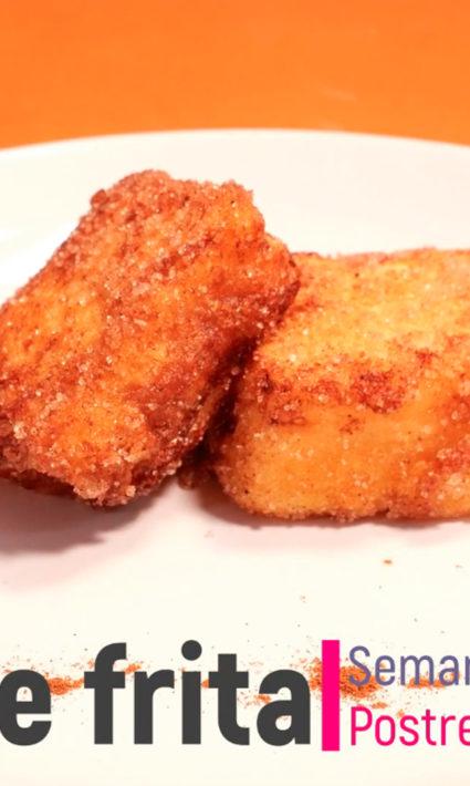 Recetas del blog colechef leche frita- pascua