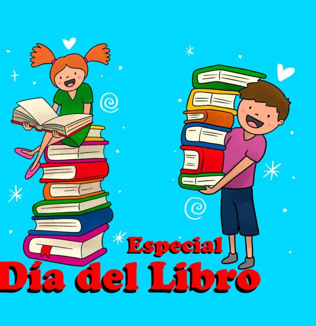 blog colochef Especial Día del Libro 2021